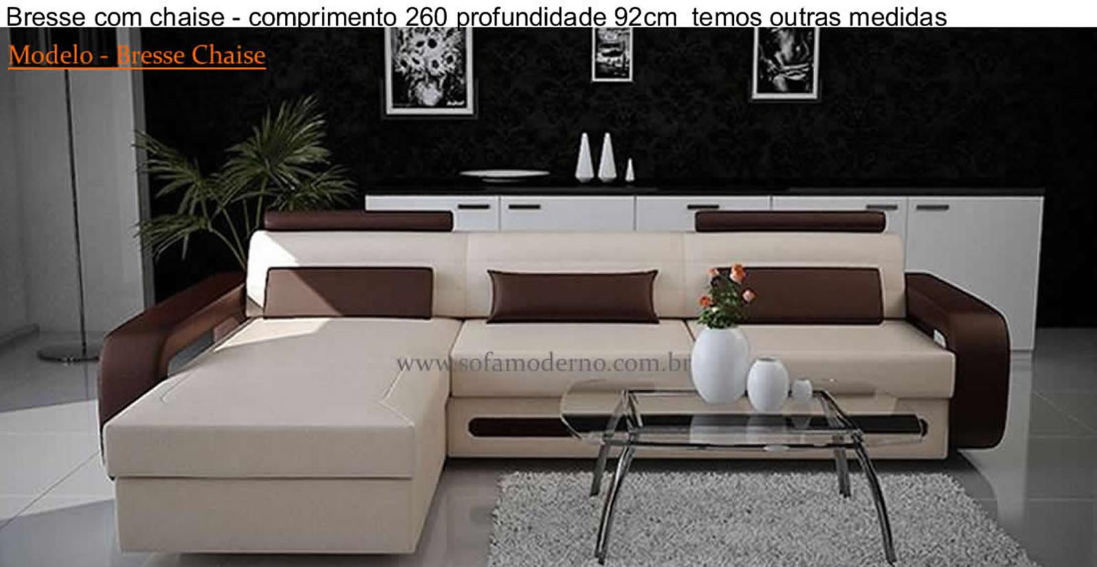 Sofa de canto sob medida modelo gr cia pictures to pin on for Medidas de sofas modernos